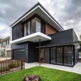 Awesome Farmhouse Home Exterior Design Ideas 34