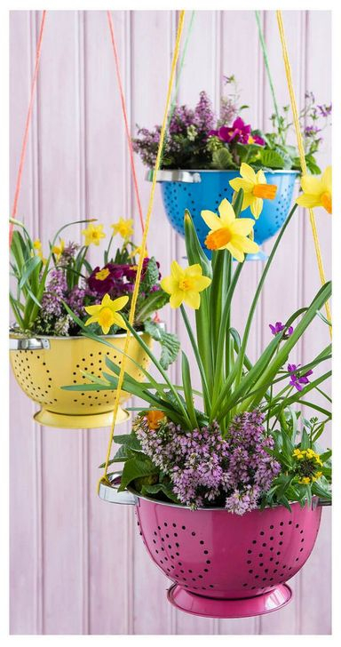 Beautiful Hanging Planter Ideas For Outdoor 47