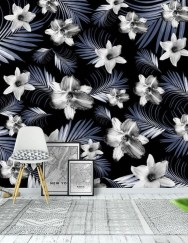 Best Ideas Of Tropical Wall Mural For Summer 06