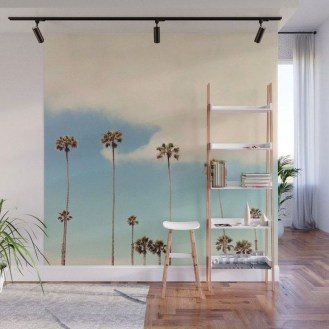 Best Ideas Of Tropical Wall Mural For Summer 15