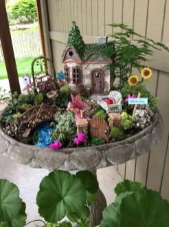 Brilliant DIY Fairy Garden Design Ideas 09