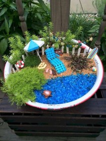 Brilliant DIY Fairy Garden Design Ideas 10