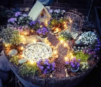 Brilliant DIY Fairy Garden Design Ideas 12