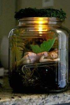 Brilliant DIY Fairy Garden Design Ideas 36