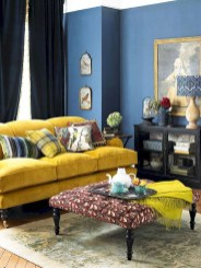 Comfy Colorful Sofa Ideas For Living Room Design 22