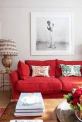 Comfy Colorful Sofa Ideas For Living Room Design 23