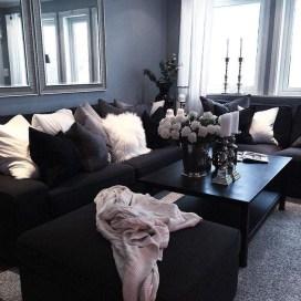 Comfy Colorful Sofa Ideas For Living Room Design 29