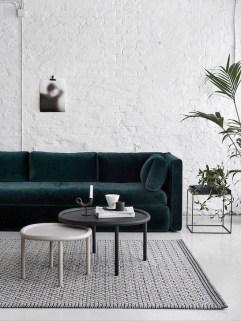 Comfy Colorful Sofa Ideas For Living Room Design 45