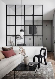 Cool Partition Living Room Ideas 12