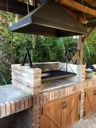 Cozy Outdoor Kitchen Design Ideas 09