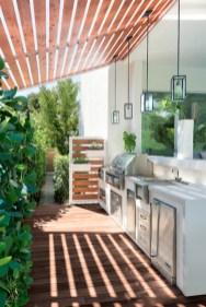 Cozy Outdoor Kitchen Design Ideas 42