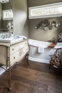Cute Shabby Chic Bathroom Design Ideas 04