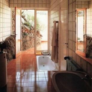Cute Shabby Chic Bathroom Design Ideas 05