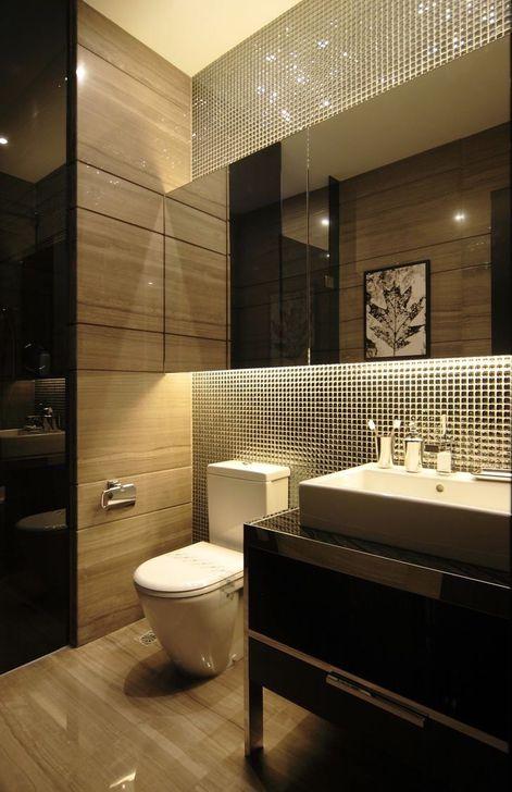 Cute Shabby Chic Bathroom Design Ideas 14