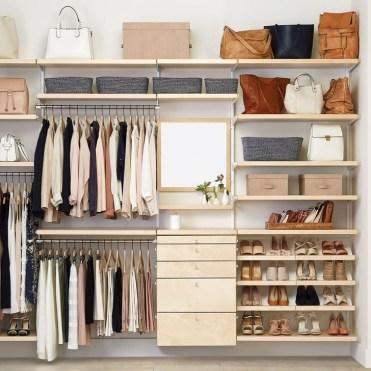 Elegant Closet Design Ideas For Your Home 25
