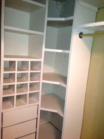 Elegant Closet Design Ideas For Your Home 50