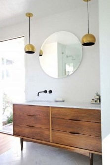 Fascinating Bathroom Vanity Lighting Design Ideas 10
