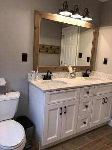 Fascinating Bathroom Vanity Lighting Design Ideas 19