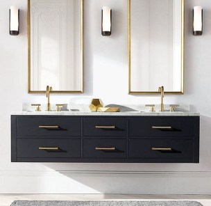 Fascinating Bathroom Vanity Lighting Design Ideas 20