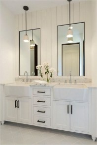 Fascinating Bathroom Vanity Lighting Design Ideas 21