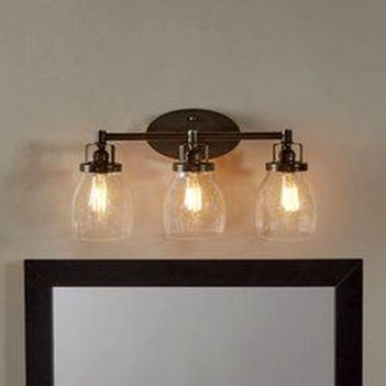 Fascinating Bathroom Vanity Lighting Design Ideas 27