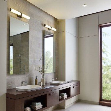 Fascinating Bathroom Vanity Lighting Design Ideas 34