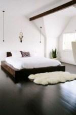 Genius Rustic Scandinavian Bedroom Design Ideas 03