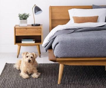 Genius Rustic Scandinavian Bedroom Design Ideas 08