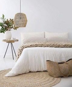 Genius Rustic Scandinavian Bedroom Design Ideas 23