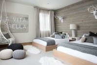 Genius Rustic Scandinavian Bedroom Design Ideas 34