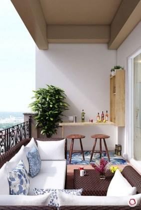 Impressive Balcony Garden Design Ideas 42