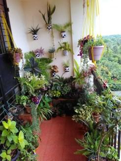 Impressive Balcony Garden Design Ideas 49
