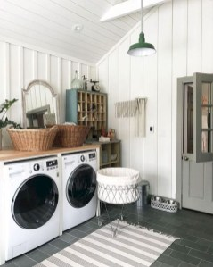 Innovative Laundry Room Design With French Country Style 06