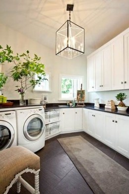 Innovative Laundry Room Design With French Country Style 12