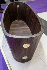Marvelous Wooden Bathtub Design Ideas To Get Relax 20