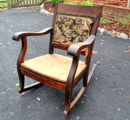 Outstanding Rocking Chair Projects Ideas For Outdoor 20