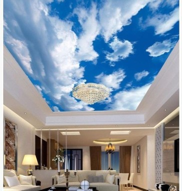 Perfect 3D Wallpapaer Design Ideas For Living Room 16