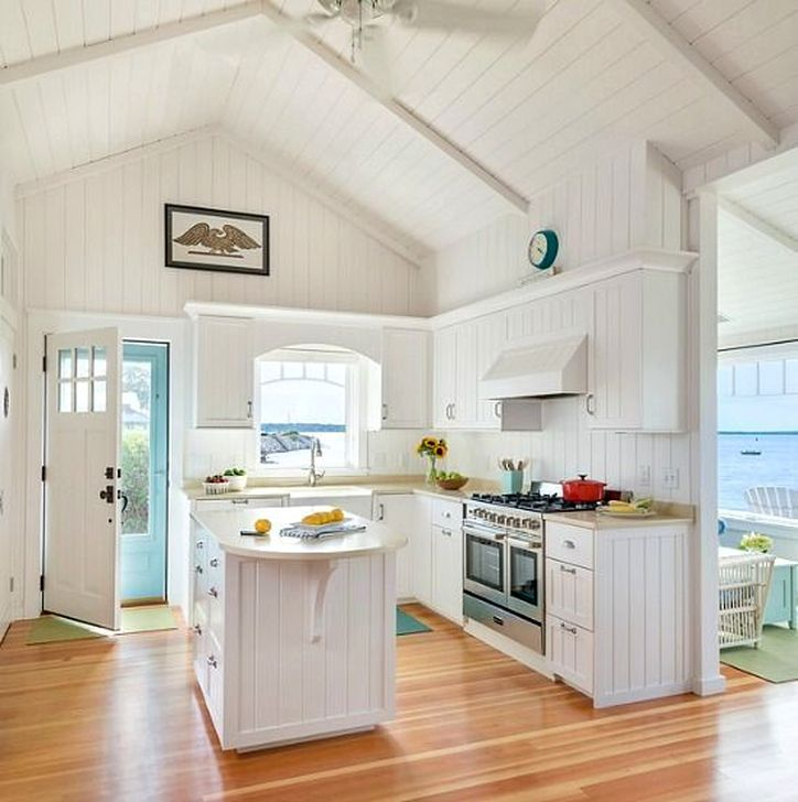 45 Pretty Cottage Kitchen Design And Decor Ideas Homystyle