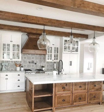Pretty Cottage Kitchen Design And Decor Ideas 18