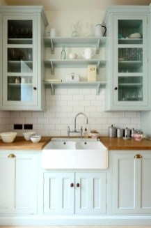 Pretty Cottage Kitchen Design And Decor Ideas 22