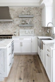 Pretty Cottage Kitchen Design And Decor Ideas 23