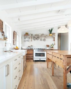 Pretty Cottage Kitchen Design And Decor Ideas 28