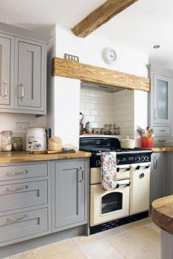 Pretty Cottage Kitchen Design And Decor Ideas 36
