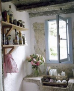 Pretty Cottage Kitchen Design And Decor Ideas 40