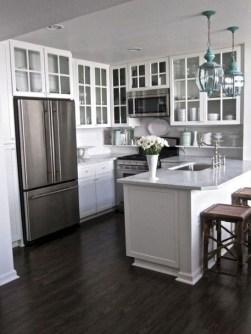 Pretty Cottage Kitchen Design And Decor Ideas 44