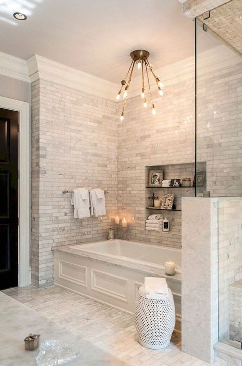 Simple Bathroom Remodeling Ideas That Will Inspire You 47