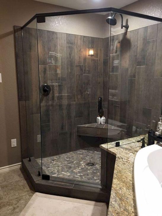 Unique Bathroom Shower Remodel Ideas 07
