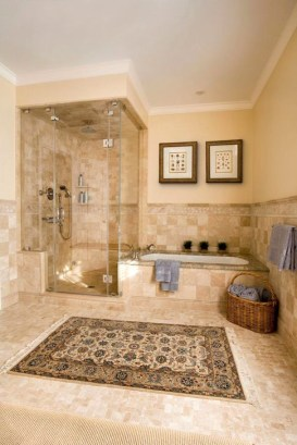 Unique Bathroom Shower Remodel Ideas 33
