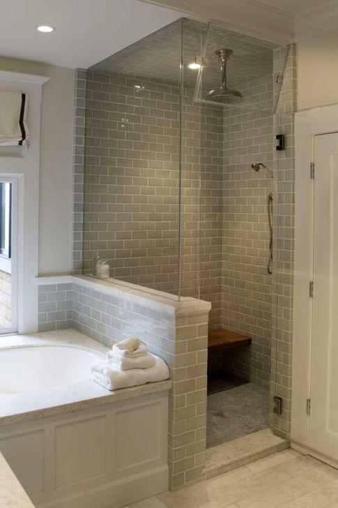 Unique Bathroom Shower Remodel Ideas 46
