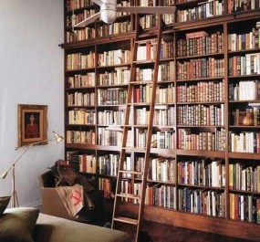 Wonderful Home Library Design Ideas To Make Your Home Look Fantastic 04